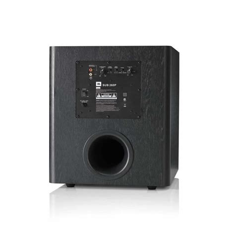 home theater subwoofer jbl   ativo  powered bass