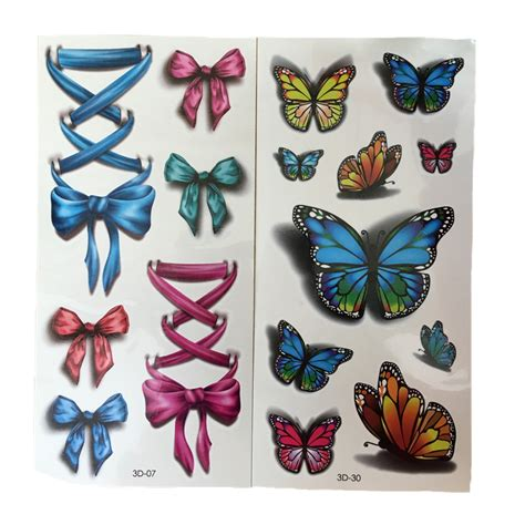 butterfly tattoo prices compare prices on small butterfly tattoo online shopping