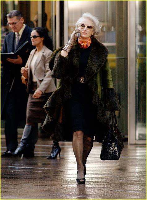 What Meryl Streep Should Wear by Sized Photo Of Wears Prada Stills27 Photo