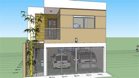 dise ar una casa como dise 241 ar una casa de 7x15 mts de terreno