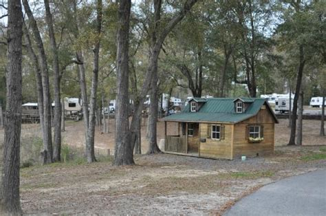Fair State Park Cabins by One Of Our Rental Cabins