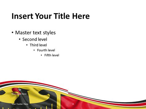 powerpoint layout germany germany flag powerpoint template presentationgo com