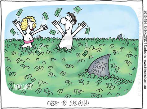 credit card debt economic cartoons 2016 inkcinct cartoons australia economic business ir 2015