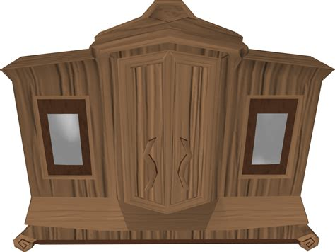 Mahogany Magic Wardrobe mahogany magic wardrobe the runescape wiki