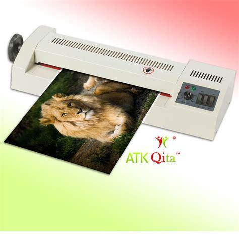 Mesin Jilid Binding Gemet 31wa mesin laminating secure instant laminator foto