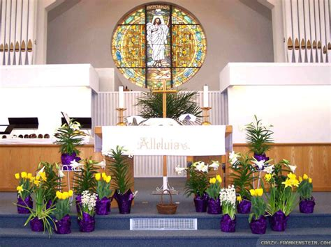 easter sunday service decorations take me to church it s easter times square chronicles