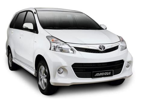 Lu Depan Toyota Avanza perbedaan avanza biasa dengan avanza veloz