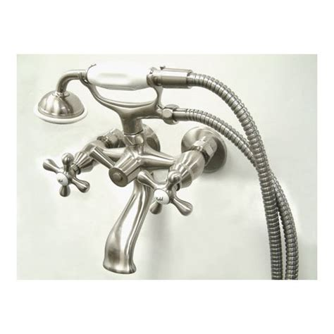 Tub Faucet With Shower Diverter by Elements Of Design Charleston Wall Mount Diverter Tub
