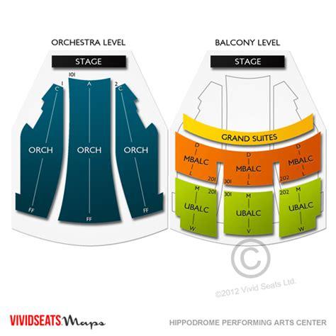 hippodrome baltimore seating chart hippodrome performing arts center tickets hippodrome