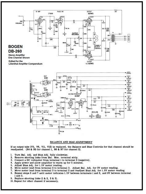 bogen t725 wiring diagram images diagram writing sle