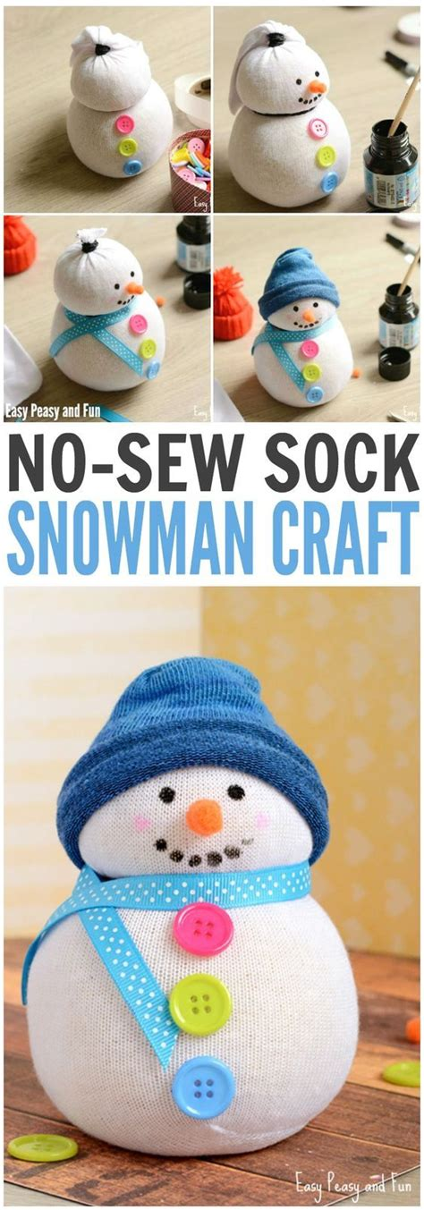 sock snowman do it yourself diy sock snowmen decorations pictures photos and images