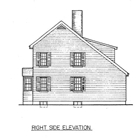 side view house plans free saltbox house plans saltbox house floor plans