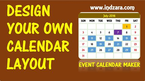 liferay layout template exle event calendar maker excel template design your own