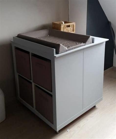 Plan A Langer Pour Commode Ikea by Un Meuble 224 Langer Avec Du Rangement