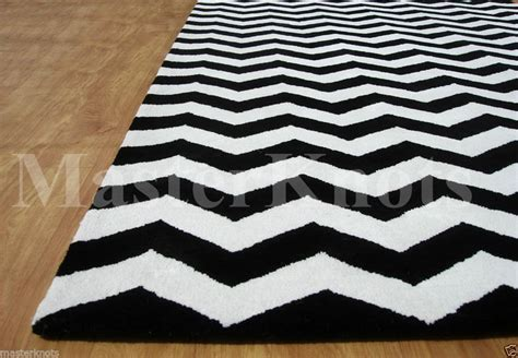 14x10 area rug brand new chevron zig zag black 10x14 14x10 handmade wool area rug ca
