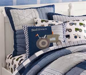 tractor bedding set big tractors on pinterest combine harvester