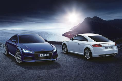 Audi Japan by Japan Welcomes Exclusive Audi Tt Lighting Style Edition