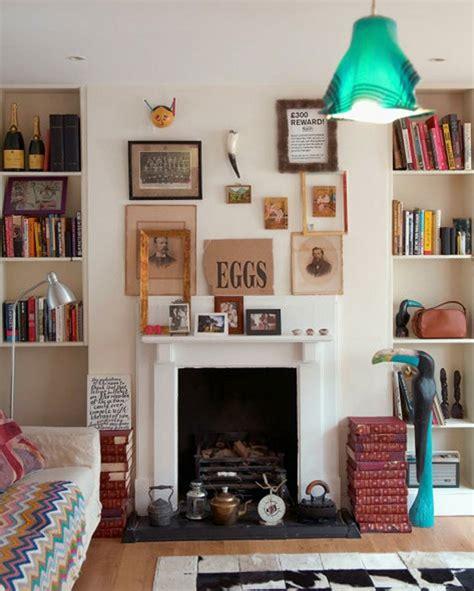 wohnzimmer mit steinkamin 45 kamin deko ideen so k 246 nnen sie den kaminsims kreativ