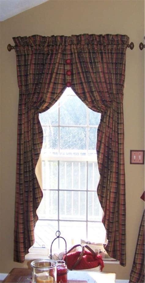 primitive prairie curtains pinterest the world s catalog of ideas