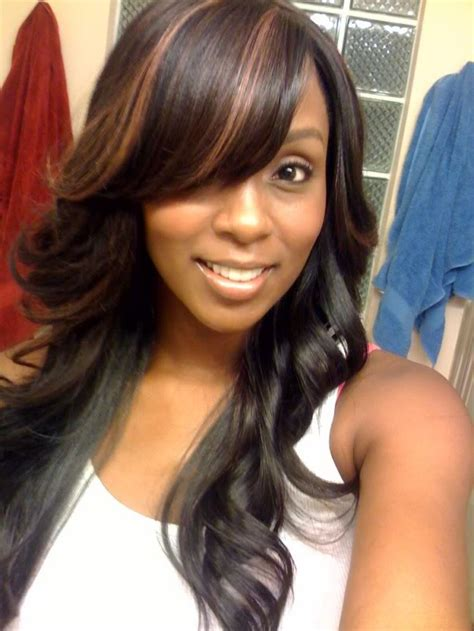 Sew In Hairstyle by The Gallery For Gt Vixen Sew In Hairstyles
