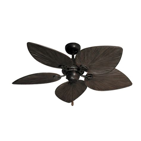 42 tropical ceiling fans 42 inch tropical ceiling fan small rubbed bronze