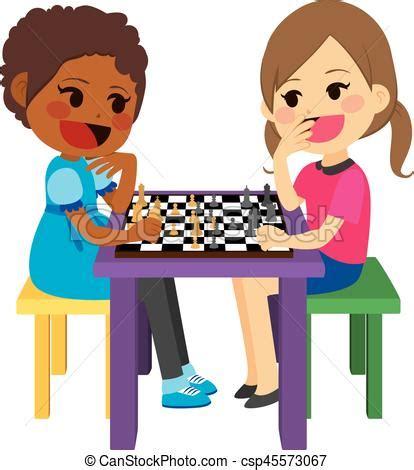 imagenes niños jugando ajedrez ni 241 as jugando al ajedrez lindo ni 241 as dos jugando al