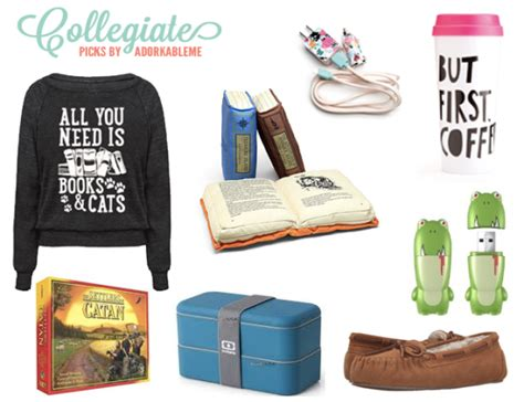 practical yet fun gifts for college students