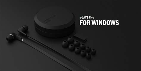 Mgearphone With Microphone Jays Five For Ios dedicated windows phone earphones a jays five now