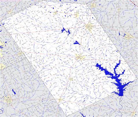 limestone county texas map landmarkhunter limestone county texas