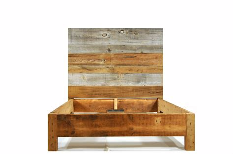 barn siding headboard reclaimed barn bed markjupiter