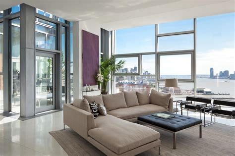 modern nyc apartments spectacular penthouse in chelsea