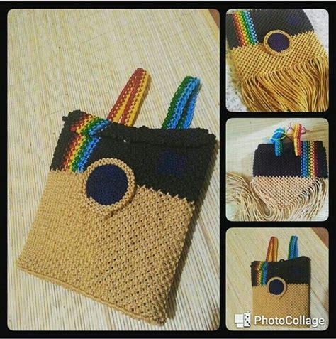 tas ransel talikur instagram my macrame instagram