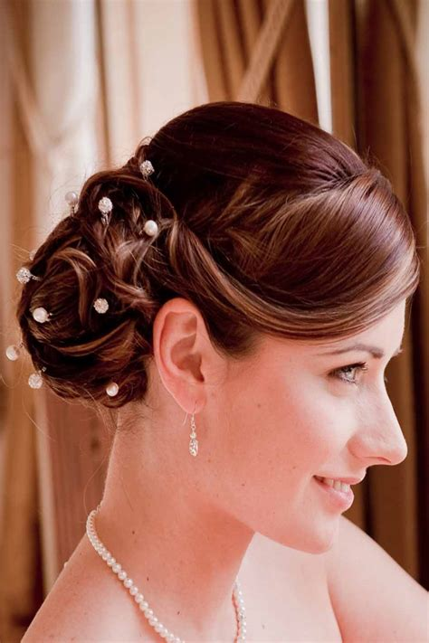 hair styles with rhinestones latest bridal hair styles 2014 latest fashion today