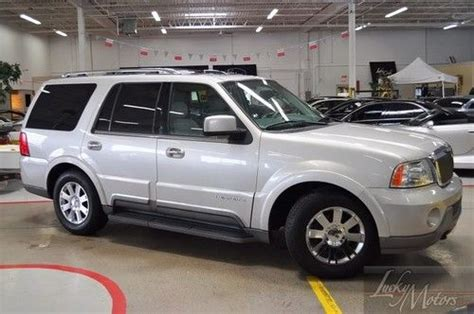how to sell used cars 2004 lincoln navigator lane departure warning sell used 2004 lincoln navigator luxury rear dvd heated ventilated xenon wood tow pkg in