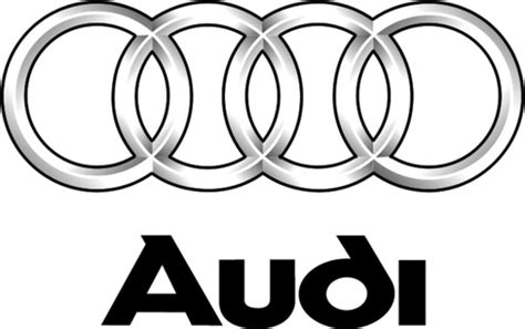 audi logo black and white audi vector logo download free vector download 21 files