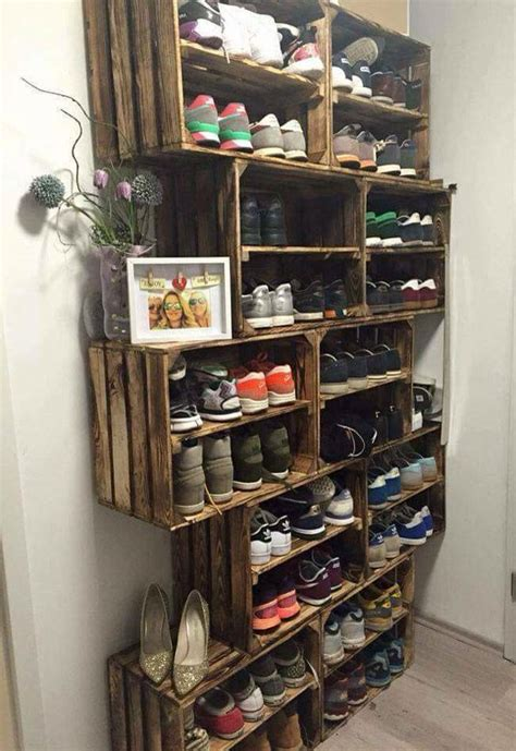 shelves for shoes 21 diy shoes rack shelves ideas diy tips home decor diy shoe rack home