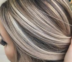 hiding grey hair with highlights red and blonde hair color pictures african american women