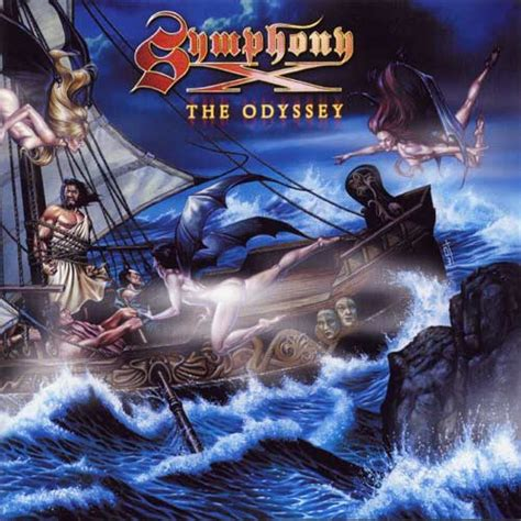 themes in book 22 of the odyssey symphony x the odyssey encyclopaedia metallum the