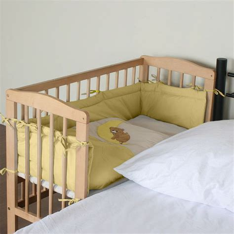 Baby Bedside Cot Bed Co Sleeper by 25 Best Ideas About Bedside Cot On Baby Co