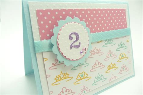 handmade princess card templates s 2nd birthday greeting card princess birthday card