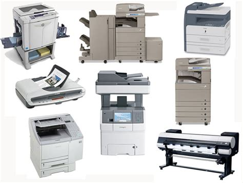 Office Printers by Big Business Printers