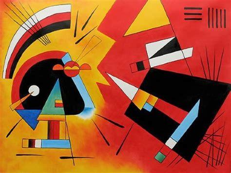 imagenes abstractas de wassily kandinsky vassili kandinsky la geometr 237 a hecha arte matemolivares