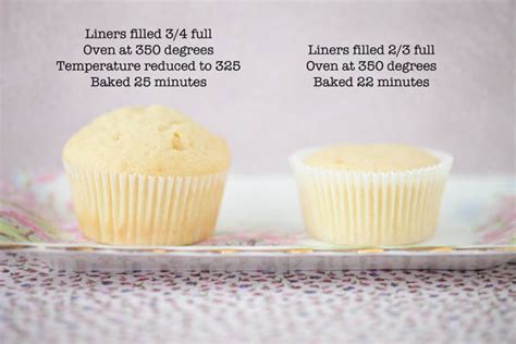 foodista perfect cupcakes every time and best ever buttercream recipe