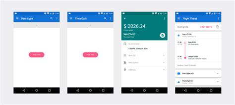 material design reveal effect download codecanyon materialx android material design ui
