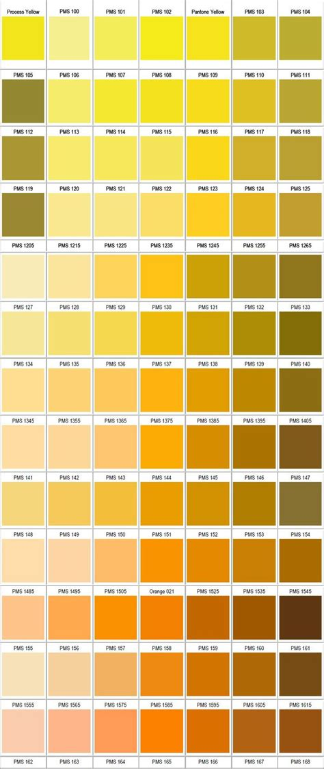 pantone yellow pantone yellow colors pinterest pantone color