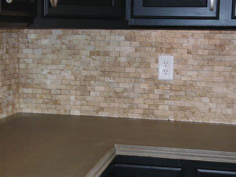 tile back splash knapp tile and flooring inc split faced stone backsplash
