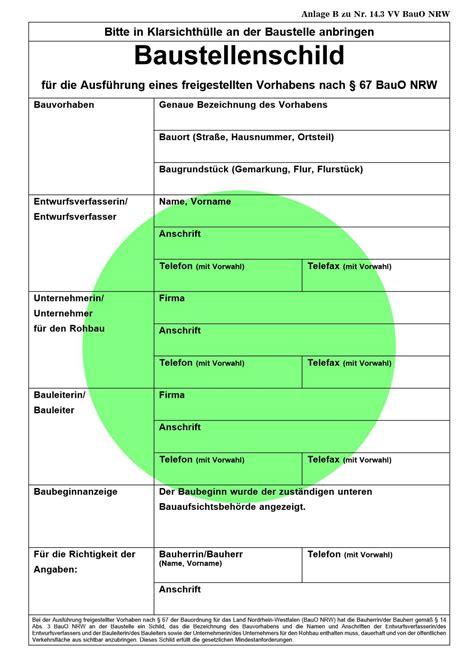 Baustellenschild Roter Punkt Berlin by Datei Baustellenschild Nrw Gr 252 N Png
