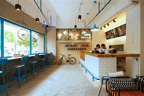 design zen cafe yong jiu bike caf 233 by kyle chan shanghai china 187 retail