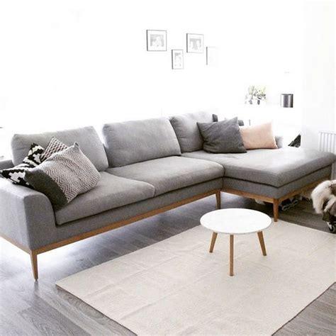 Sofa Company Edna Chaiselong Contemporary Classic Scandi