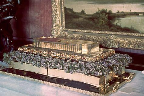 Nuremberg Trials Essay Ideas by Solid Gold Model Of The Haus Der Deutschen Kunst A